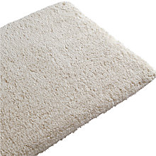 Buy John Lewis Memory Foam Bath Mat, White Online at johnlewis.com