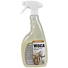 Buy WOCA Natural Soap Spray, 750ml Online at johnlewis.com