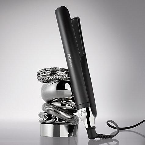Buy ghd Platinum速 Hair Styler, Black Online at johnlewis.com