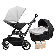 Buy Orbit Baby G3 Pushchair and Accessories Package, Slate Online at johnlewis.com