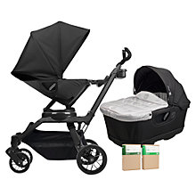 Buy Orbit Baby G3 Pushchair and Accessories Package, Black Online at johnlewis.com