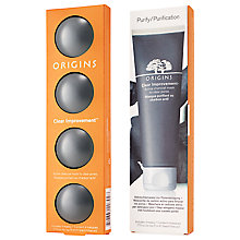 Buy Origins Purify Clear Improvement Mask Pod Box Online at johnlewis.com