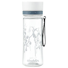 Buy Aladdin Water Bottle, 0.6L, White Online at johnlewis.com