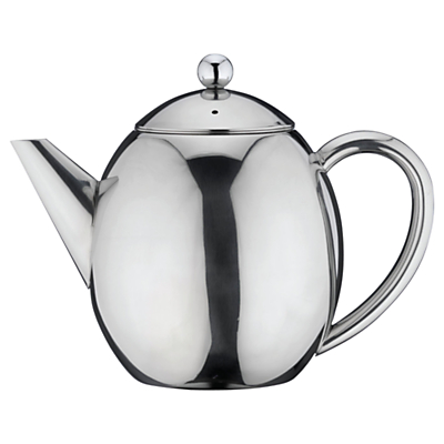 John Lewis Rondeo Teapot with Infuser, 1.2L