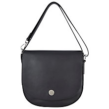 Buy Whistles Mabil Large Leather Saddle Bag Online at johnlewis.com