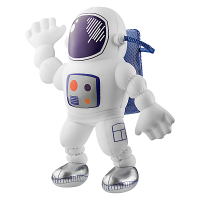 little home at John Lewis 3D Spaceman Toy