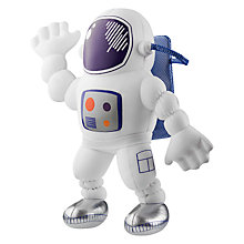 Buy little home at John Lewis 3D Spaceman Toy Online at johnlewis.com