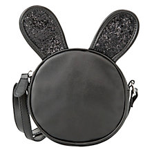 Buy Mango Kids Sequin Ears Round Bag Online at johnlewis.com