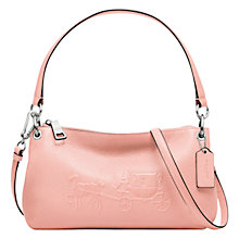 Buy Coach Charley Crossbody Leather Bag Online at johnlewis.com