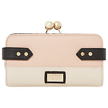 Buy Dune Kris Colour Block Side Tab Purse Online at johnlewis.com