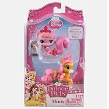 Buy Disney Princess Mini Palace Pets, Pack of 2, Assorted Online at johnlewis.com