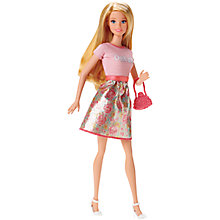 Buy Barbie Fashionista Doll, Denim Shirt Online at johnlewis.com
