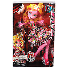 Buy Monster High Gooliope Jellington Doll Online at johnlewis.com