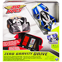 Buy Air Hogs Zero Gravity Drive Remote Control Car, Assorted Online at johnlewis.com