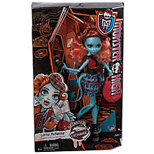 Buy Monster High Lorna McNessie Doll Online at johnlewis.com
