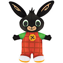 Buy Bing Bunny Talking Bing Toy Online at johnlewis.com