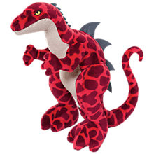 Buy Nici Monster 30cm Plush Soft Toy, Red Online at johnlewis.com