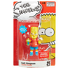 Buy The Simpsons Talking Figure, Assorted Online at johnlewis.com