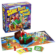 Buy Sshh! Don't Wake Dad! Game Online at johnlewis.com