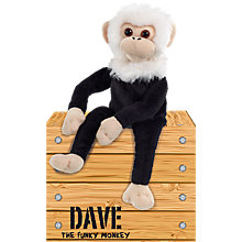 Buy Dave The Funky Monkey Online at johnlewis.com