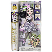 Buy Ever After High Duchess Swan Doll Online at johnlewis.com