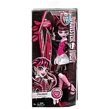 Buy Monster High Draculaura Doll Online at johnlewis.com