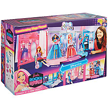 Buy Barbie Rock 'n' Royals Transforming Stage Playset Online at johnlewis.com