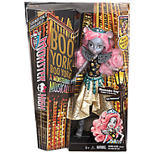 Buy Monster High Mouscedes King Doll Online at johnlewis.com