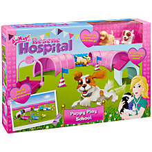 Buy AniMagic Rescue Hospital Puppy Play School Toy Set Online at johnlewis.com