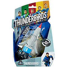 Buy Thunderbirds Are Go 4-Piece Vehicle Super Set Online at johnlewis.com