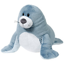 Buy Nici Seal 50cm Plush Soft Toy Online at johnlewis.com