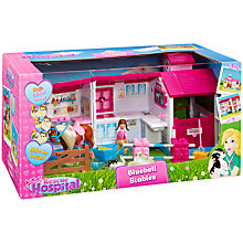 Buy AniMagic Rescue Hospital Bluebell Stables Toy Set Online at johnlewis.com