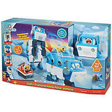 Buy Fisher-Price Octonauts GUP-I Transforming Polar Vehicle Online at johnlewis.com