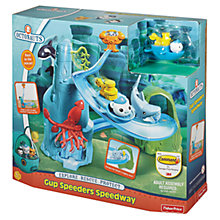 Buy Fisher-Price Octonauts Gup Speeders Speedway Online at johnlewis.com