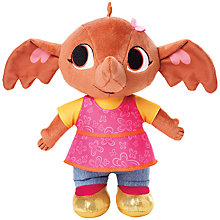 Buy Bing Bunny Talking Sula Toy Online at johnlewis.com