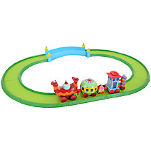 Buy In The Night Garden Ninky Nonk Pull Along Set Online at johnlewis.com