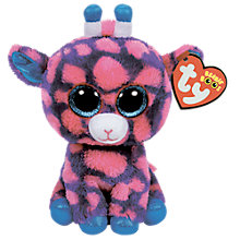 Buy Ty Beanie Boo Sky Giraffe Soft Toy Online at johnlewis.com