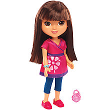 Buy Fisher-Price Dora & Friends Dora Doll Online at johnlewis.com