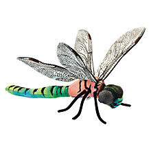 Buy Hansa Hand Sewn Dragonfly Soft Toy Online at johnlewis.com