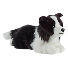 Buy Collie Dog Soft Toy Online at johnlewis.com