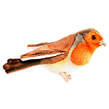 Buy Hansa Robin Soft Toy Online at johnlewis.com