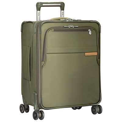 Briggs & Riley Baseline International Carry-On Expandable Wide Body Spinner Cabin Suitcase
