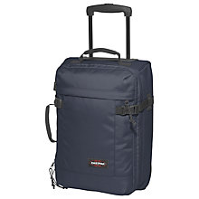 Buy Eastpak Tranverz 2-Wheel Extra Small Cabin Suitcase Online at johnlewis.com