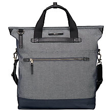 Buy Tumi Dalston Perch Backpack Tote, Masonry Grey Online at johnlewis.com