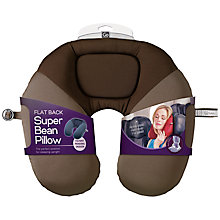 Buy Go Travel 460 Bean Snoozer Travel Pillow, Assorted Colours Online at johnlewis.com