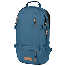 "Buy Eastpak Floid Mono 15"" Laptop Backpack, Light Blue Online at johnlewis.com"