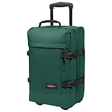Buy Eastpak Tranverz 2-Wheel Small Suitcase Online at johnlewis.com