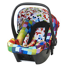 Buy Cosatto Giggle Hold Baby Car Seat, Pixelate Online at johnlewis.com