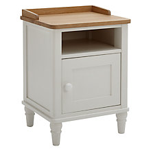 Buy John Lewis Croft Collection Skye Bedside Cabinet Online at johnlewis.com