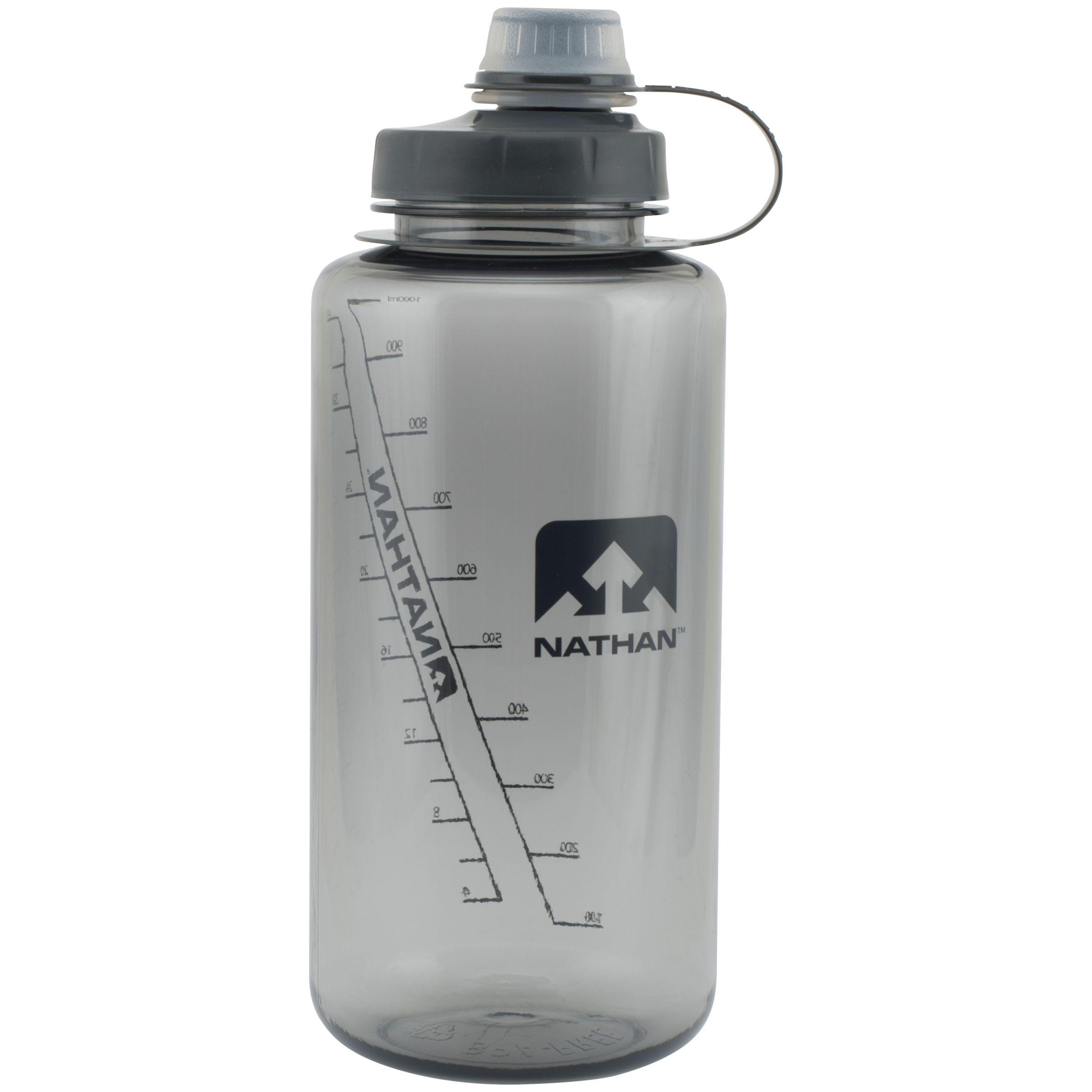 Nathan Nathan BigShot 1L Bottle, Grey
